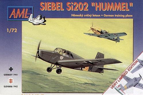 AML - Siebel Si202 Hummel 1/72