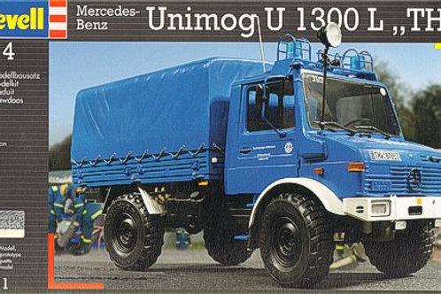 Revell - Mercedes-Benz Unimog U 1300 L THW 1/24