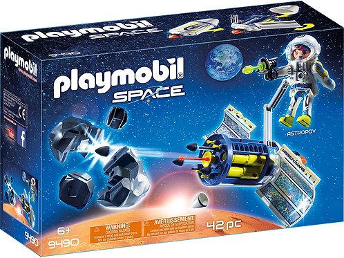 Playmobil 9490 Space - Satellite Meteoroid Laser