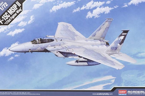Academy - F-15C MSIP II 1/72