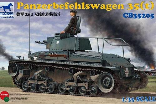 Bronco - Panzerbefehlswagen 35(t) 1/35