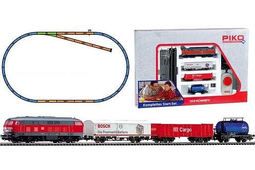 PIKO - Start-Set Güterzug DB Cargo - H0 (1/87)