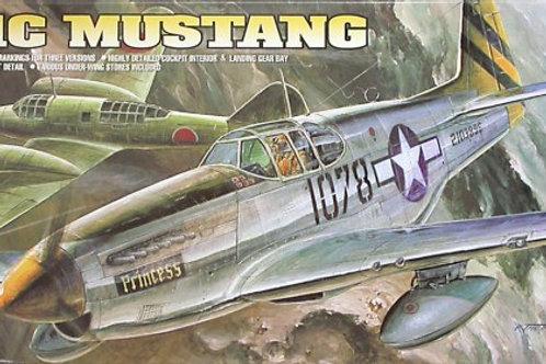 Academy - P-51C Mustang 1/72