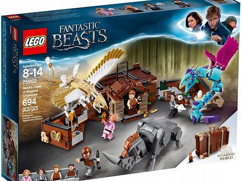 Lego 75952 Fantastic Beasts - Newt's Case The Magical Creatures