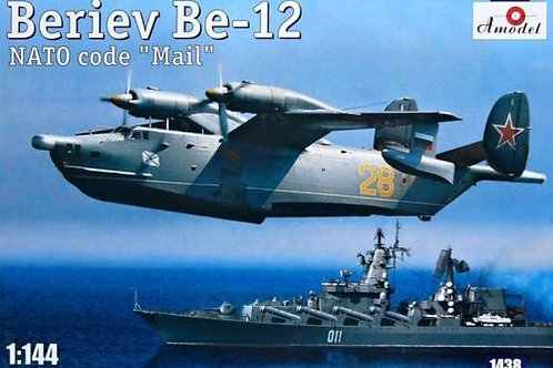"""Amodel - Soviet Beriev Be-12 NATO Code """"Mail"""""""