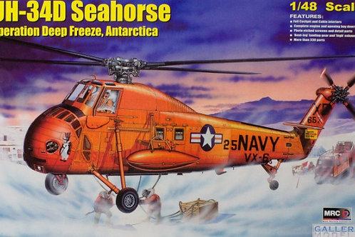 Gallery Models - Sikorsky UH-34D Seahorse 1/48