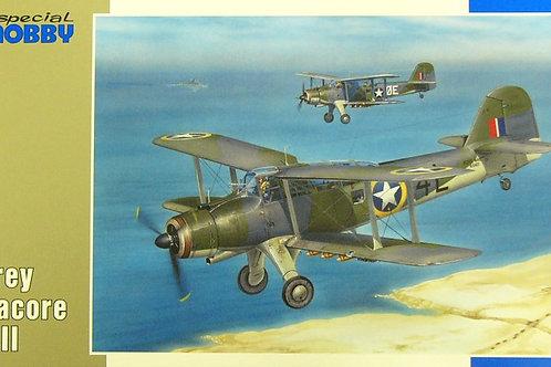 Special Hobby - Fairey Albacore Mk.II 1/48