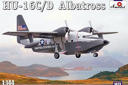 Amodel - HU-16C/D Albatross 1/144