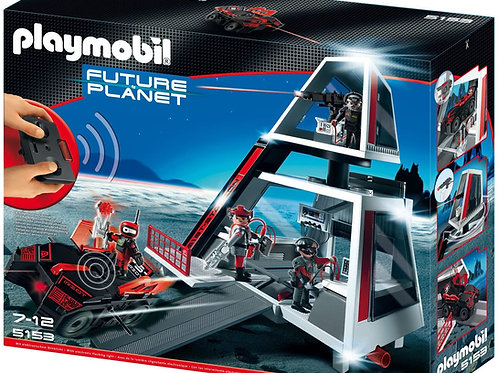Playmobil 5153 Future Planet - Darksters Tower Station