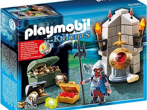 Playmobil 6160 - Knights King's Treasure Guard