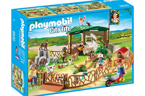 Playmobil 6635 City Life - Children's Petting Zoo