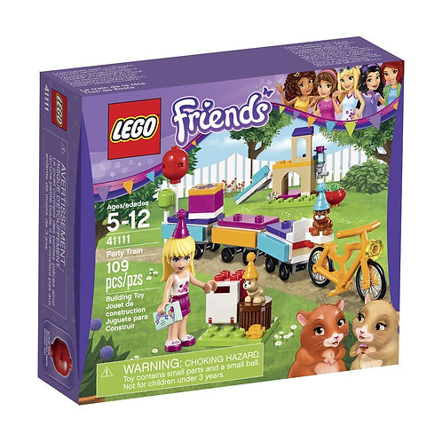 Lego 41111 Friends - Party Train Mixed