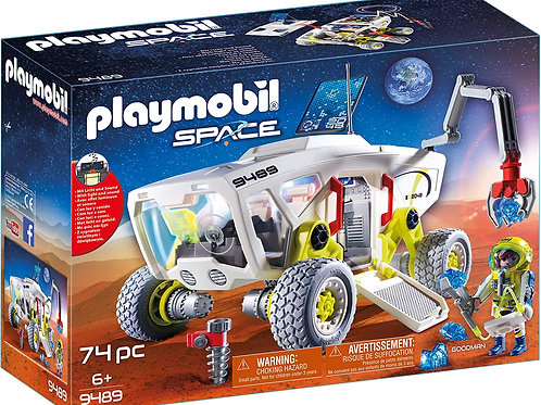 Playmobil 9489 Space - Mars Research Vehicle
