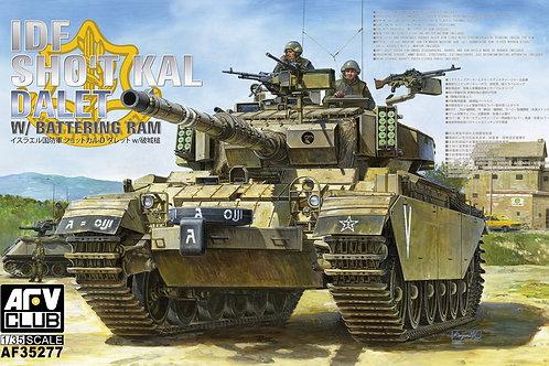 AFV Club - IDF Centurion Sho't Kal Dalet 1/35
