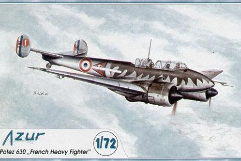 Azur - Potez 630 Heavy Fighter 1/72