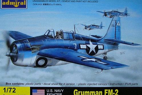 Admiral - Grumman FM-2 Wildcat 1/72