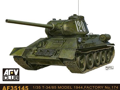 AFV Club - Russian T-34/85 Mod.1944 1/35