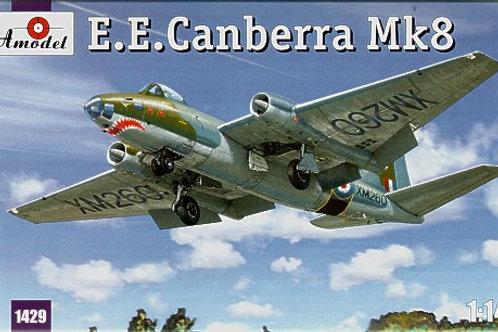 Amodel - EE Canberra Mk8 1/144