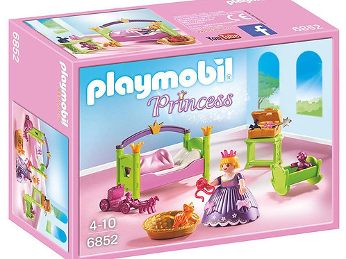 Playmobil 6852 Princess - Royal Nursery