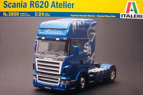 Italeri - Scania R620 Atelier 1/24
