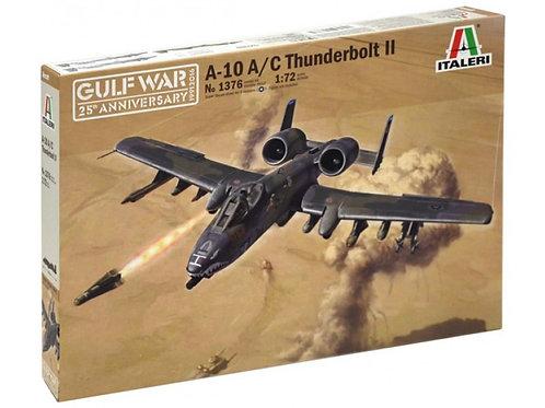 Italeri - Fairchild A-10A/C Thunderbolt II 1/72