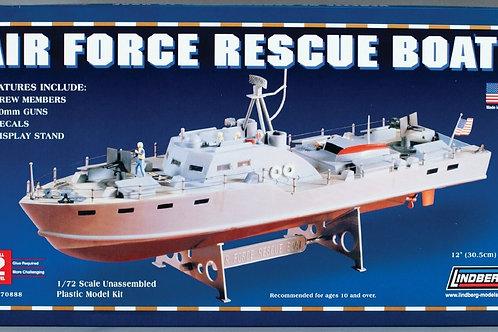 Lindberg - US Air Force Rescue Boat 1/72