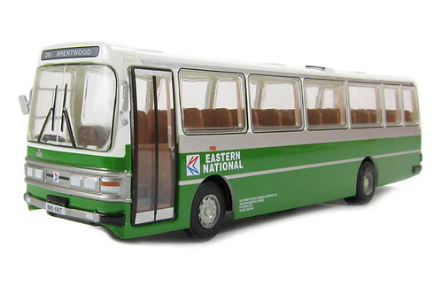 Base Toys - Bedford YMT/Duple Dominant II dual purpose coach Eastern 1/76