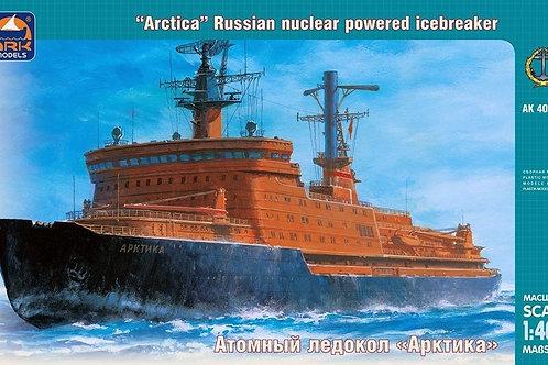 Ark Models - Russian Icebreaker 'Arctica' 1/400