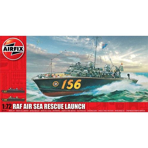 Airfix - RAF Air Sea Rescue Launch 1/72