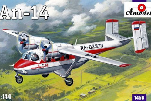Amodel - Antonov An-14 1/144