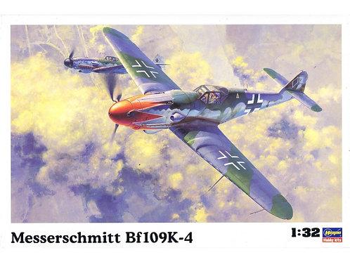 Hasegawa - Messerschmitt Bf-109K-4 1/32