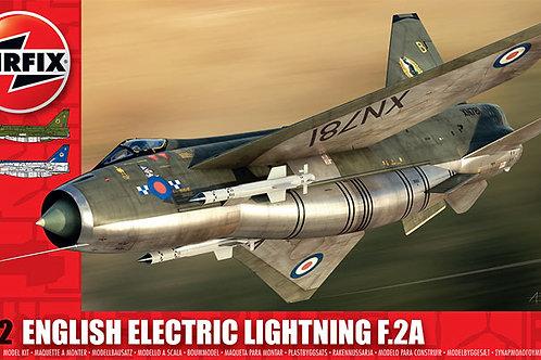 Airfix - English Electric Lightning F.2A 1/72
