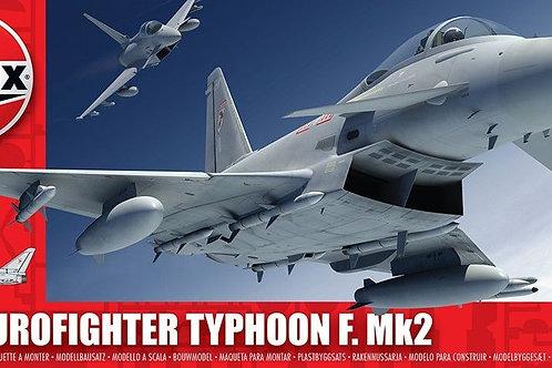 Airfix - Eurofighter Typhoon F.Mk2 1/72