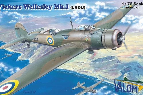 Valom - Vickers Wellesley Mk.I (LRDU) 1/72