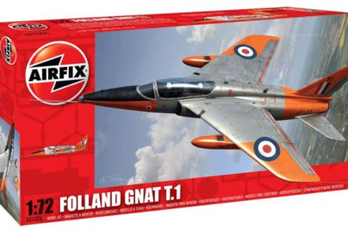Airfix - Folland Gnat T.1 1/72