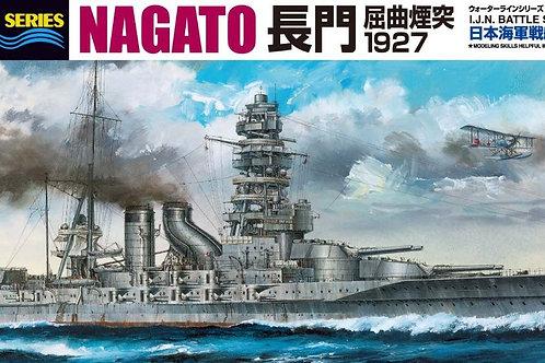 Aoshima - IJN Battleship Nagato 1927 1/700