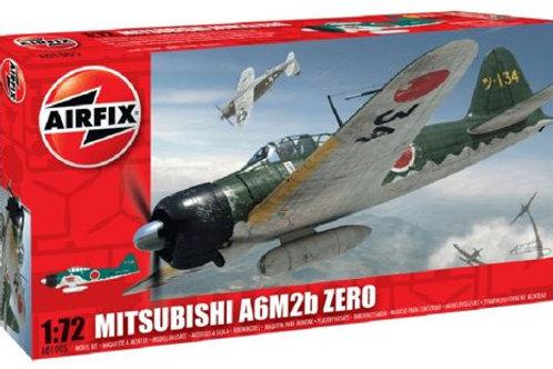 Airfix - Mitsubishi A6M2b Zero 1/72