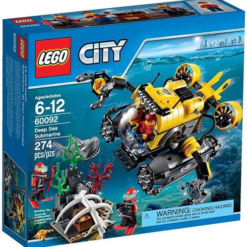 LEGO City - Explorers Deep Sea Submarine