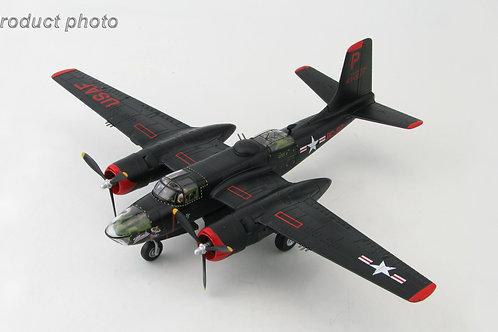 "Hobby Master - A-26B Invader 44-34517 ""Monie"", 37th BS, 17th BG, Korea 1/72"