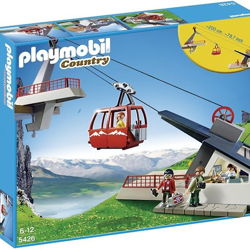 Playmobil 5426 - Country Alpine Mountain Cable Car