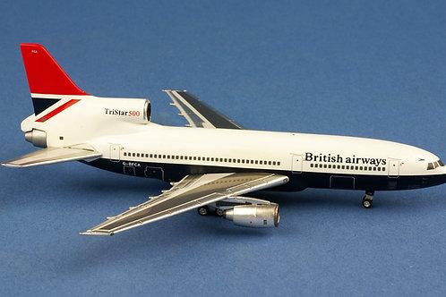 Aero Classics - Lockheed L1011 Tristar British Airways G-BFCA 1/400