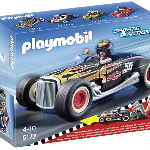 Playmobil 5172 Sports and Action - Heat Racer