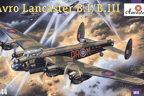 Amodel - RAF Avro Lancaster B.I/B.III 1/144