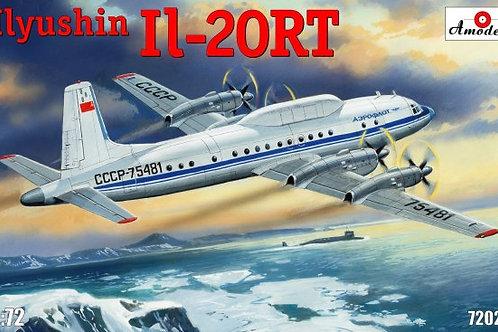Amodel - Ilyushin Il-20RT 1/72