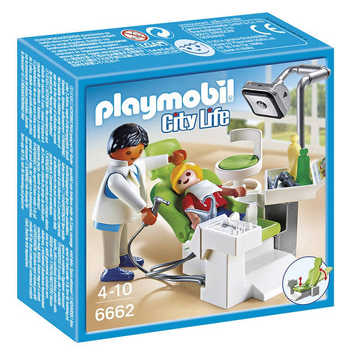 Playmobil 6662 - Dentist Hospital Room