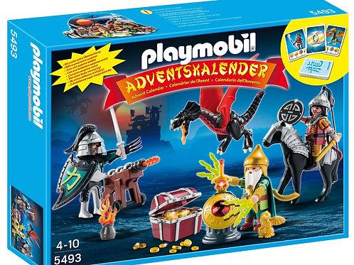 Playmobil 5493 - Christmas Advent Calendar Dragons