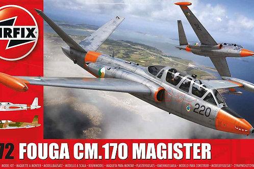 Airfix - Fouga CM.170 Magister 1/72