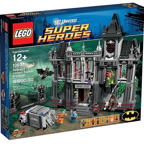 Lego 10937 Super Heroes - Batman Arkham Asylum Breakout
