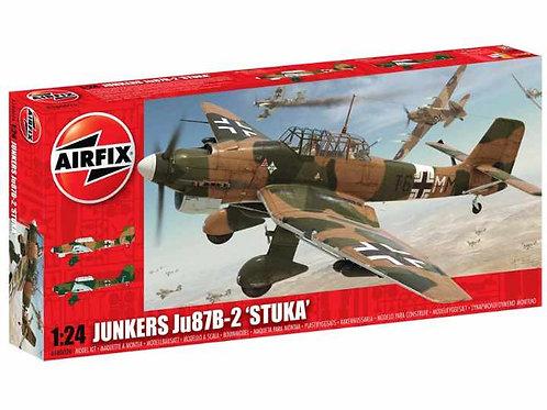 """Airfix - Junkers Ju-87B-2 """"Stuka"""" 1/24"""