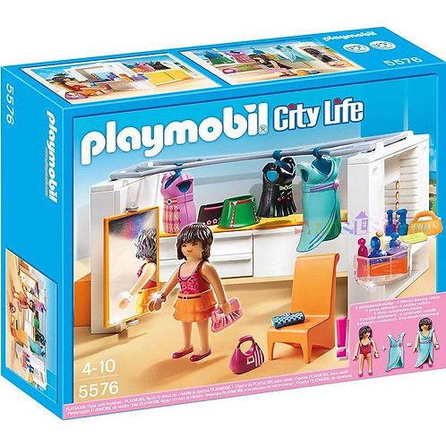 Playmobil 5576 City Life - Modern Dressing Room